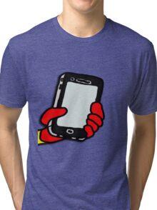 iPhone 4 Vector Tri-blend T-Shirt