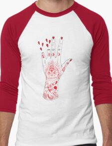 OOPS Men's Baseball ¾ T-Shirt