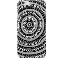 Black and White #7 iPhone Case/Skin