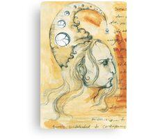 Magus Canvas Print