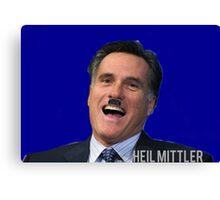 Heil Mittler Canvas Print