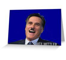 Heil Mittler Greeting Card