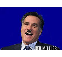 Heil Mittler Photographic Print