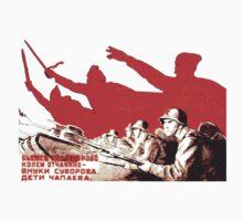 USSR Propaganda - Attack by Tim Topping