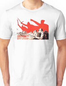 USSR Propaganda - Attack Unisex T-Shirt