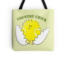 Country Chick Tote Bag