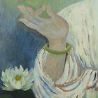Buddha Hand by dianali