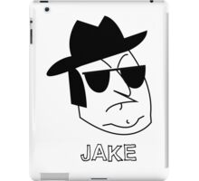 Jake Blues iPad Case/Skin