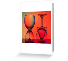 Colors and Light-2 Greeting Card