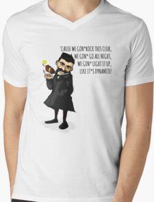 Nietzsche Mens V-Neck T-Shirt