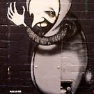 Blek le rat, Melbourne graffiti by Elana Bailey