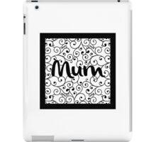 Mum iPad Case/Skin