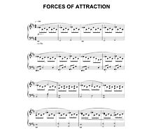 Forces of Attraction Photographic Print