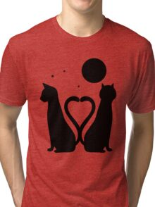 Love & Friendship Tri-blend T-Shirt