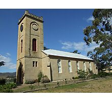 St Lukes Anglican, Richmond Photographic Print