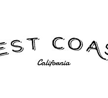 West Coast - California by arialite