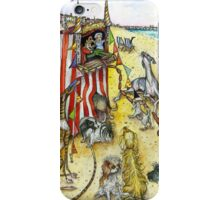 The Punch & Judy Show iPhone Case/Skin