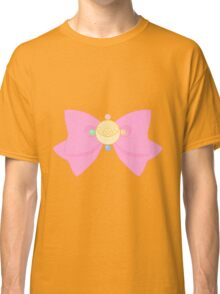 Pastel Sailor Moon Crystal Brooch and Bow Classic T-Shirt