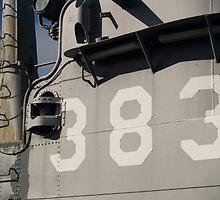 Ship 383 by Arlene Zapata