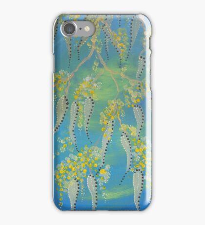 Wattle Beauty iPhone Case/Skin