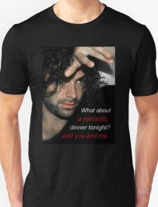 Adan Turner's invitation to dinner T-Shirt