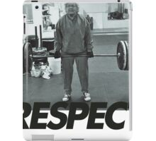 Respect Young Souls iPad Case/Skin