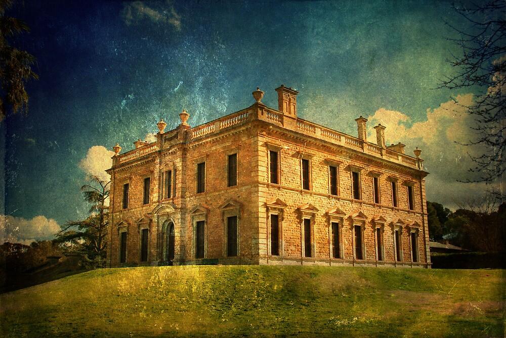 Martindale Hall by Carol Knudsen