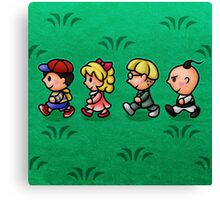 Earthbound Guys Canvas Print