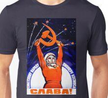 USSR Propaganda - Space Race Unisex T-Shirt