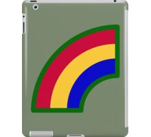 42nd Infantry Division (United States) iPad Case/Skin