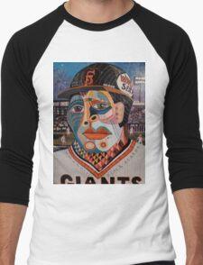 A San Francisco First Men's Baseball ¾ T-Shirt