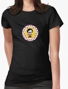 Hello! Womens Fitted T-Shirt