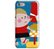 Mari Is Cooking Donuts iPhone Case/Skin