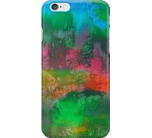 The mysticism of Hanging Rock VIC Australia - abstract iPhone Case/Skin