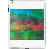 The mysticism of Hanging Rock VIC Australia - abstract iPad Case/Skin