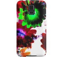 Night Flower Electro Sixties Samsung Galaxy Case/Skin