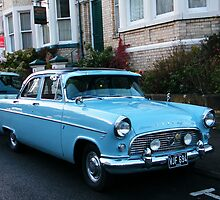 The 59 Ford Consul  by TREVOR34