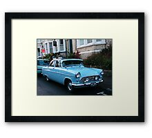 The 59 Ford Consul  Framed Print
