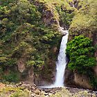 Chamana waterfall by ammit