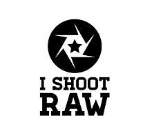 I Shoot RAW by no-doubt