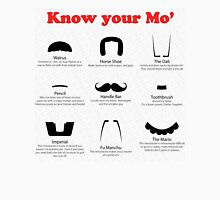 Moustache Guide Unisex T-Shirt