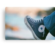 All Star Analogue Canvas Print
