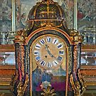 Former time in Blenheim Palace by Arie Koene