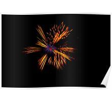 Blackheath Fireworks Poster