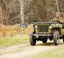 Willys by Bezginsky