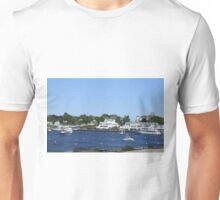 A View from Napatree Point - Bay in Watch Hill 2015 Unisex T-Shirt