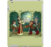 The Hobbit - Last Homely House iPad Case/Skin