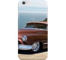 1950 Buick Woody Custom Wagon iPhone Case/Skin