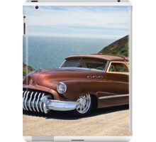 1950 Buick Woody Custom Wagon iPad Case/Skin