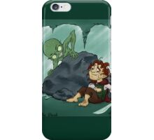 The Hobbit - Riddles in the Dark iPhone Case/Skin